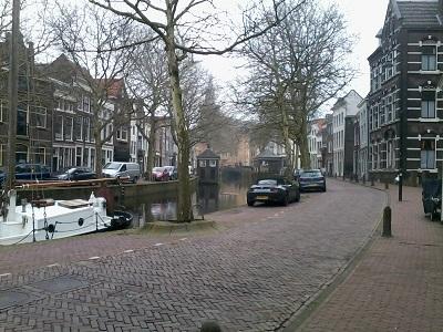 Leiden binnenstad