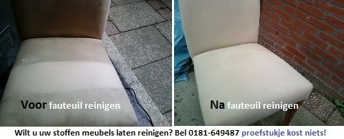 Meubelreiniging expert Zuid-Holland